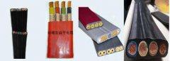 YFFB-L型弹性体绝缘及护套承拉扁平软电缆