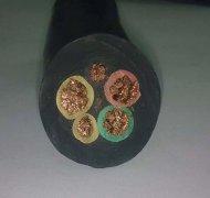 橡套电缆(YC-3*95+2)