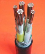 低烟无卤0.6/1kV交联聚乙烯绝缘电力电缆