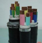 辐照交联聚烯烃绝缘无卤低烟阻燃耐火电力电缆