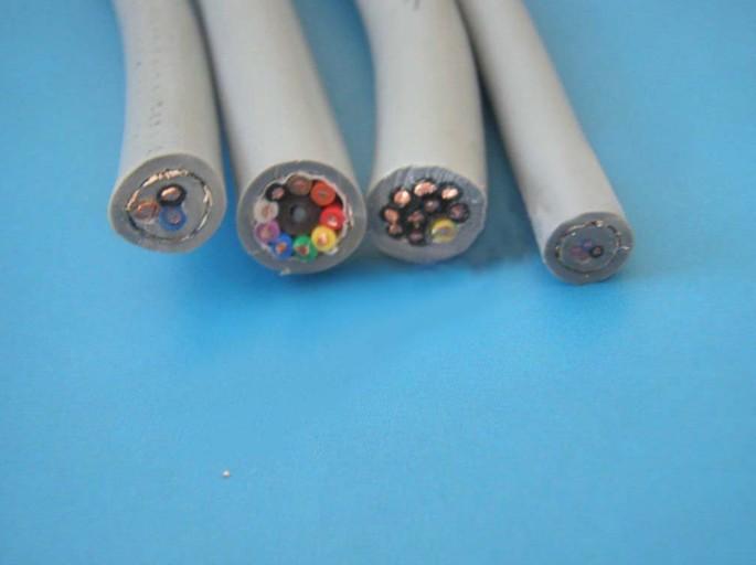 耐寒拖链电缆
