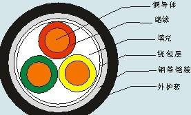8.7/10kV及以下煤矿用交联聚乙烯绝缘电力电缆