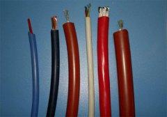 硅橡胶绝缘及护套柔性控制电缆