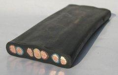 ZR105-VVFB扁平电缆