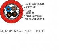 KGG,KGGR,KGGRP硅橡胶耐高温控制电缆