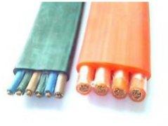 YGCB耐高温硅橡胶扁电缆