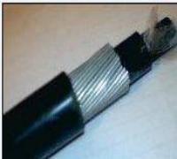 单芯钢丝铠装电缆的产品特征