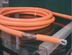 橙色伺服电缆,屏蔽电缆