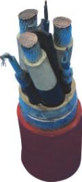 矿用橡套软电缆