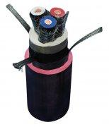 3.6/6KV 煤矿移动用阻燃金属屏蔽监视型软电缆