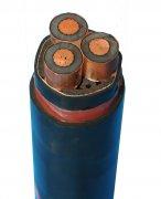 煤矿用额定电压10KV及以下铜芯固定敷设聚氯乙烯绝缘电力电缆