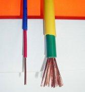 BVV-铜芯圆形护套电线