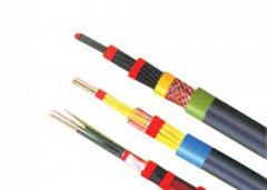 氟塑料耐高温控制电缆规格型号及技术参数