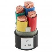 VV 4*240电力电缆