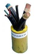 煤矿用采煤机金属屏蔽软电缆