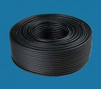 通用橡套软电缆型号规格参数