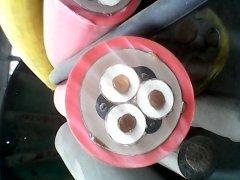 煤矿用移动阻燃金属屏蔽监视型软电缆