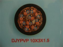 DJYPVP计算机电缆 10*3*1.5