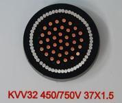 KVV32 37*1.5 钢丝铠装控制电缆