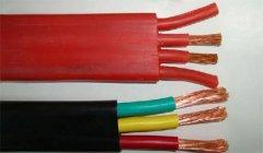 YGVFB,YVFGB扁平电缆,扁电缆