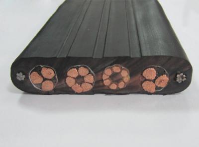 卷盘扁电缆