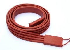 RDC-J5-220/100硅橡胶电热带,油桶电加热带