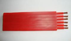 YGCB6*2.5硅橡胶扁平电缆