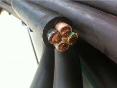 RVVY耐油动力软电缆