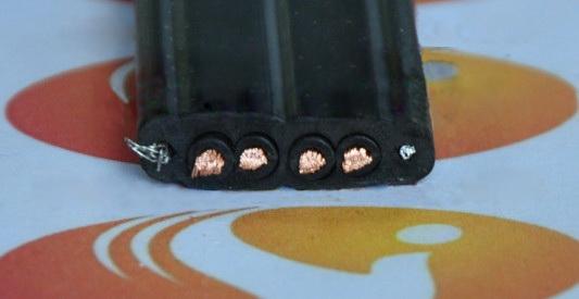 YVFB电缆YVFBG起重机扁平电缆