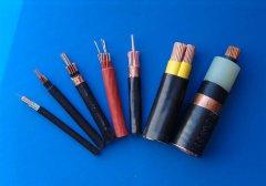 控制电缆和电力电缆的区别有什么不同