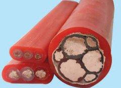 YGVFCB硅橡胶扁电缆