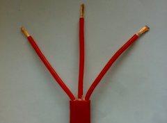 YGGB 3*2.5 硅橡胶耐高温扁平软电缆