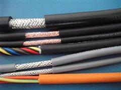 耐弯曲电缆 芯数:1芯~60芯 截面:0.12~25mm2
