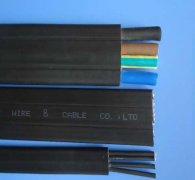 YFFB耐高温扁平电缆