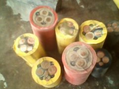 MY煤矿用橡套软电缆