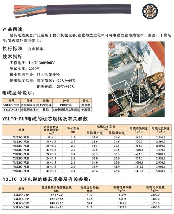 NSHTOU-J橡胶外护套卷筒机柔性电缆