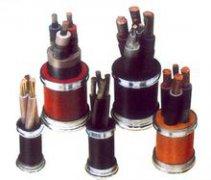 矿用电缆选型和电缆截面的选择方法