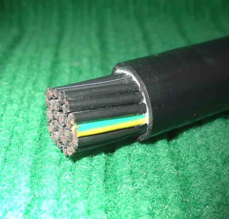 额定电压450/750V交联聚烯烃绝缘控制电缆(含阻燃电缆)