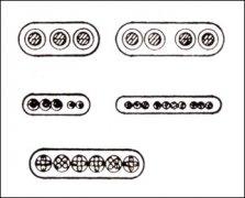 YFBGP多芯钢丝加强型铜丝屏蔽扁电缆-YFBPG 3*8*1
