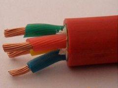 KGGR4X1.5/3*2.5/2*1.5mm2硅橡胶控制软电缆