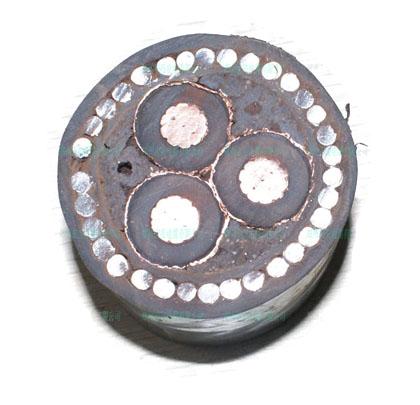矿用钢丝铠装电缆