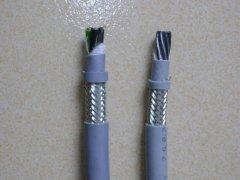 单护套及双护套屏蔽拖链电缆