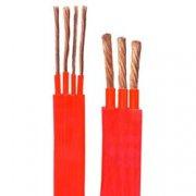 硅橡胶(阻燃)扁电缆,硅橡胶扁电缆