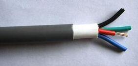 KFFR 4*1.5氟塑料绝缘耐油控制软电缆