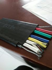 YBP-J钢丝加强型扁平橡套电缆