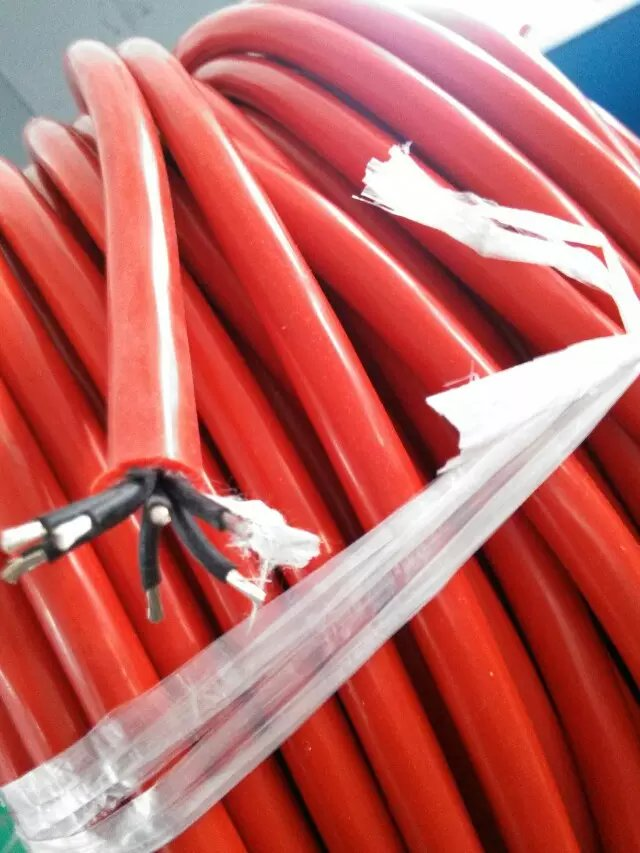 ZR-YGGRL高抗拉硅橡胶扁平特种电缆