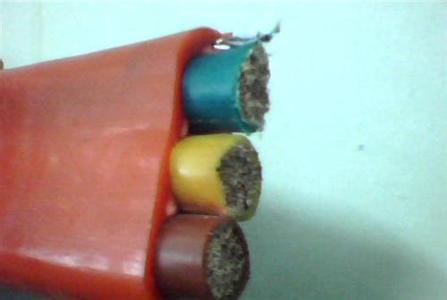 YFGB扁平电缆