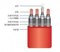 带光纤6FO高压卷筒扁电缆