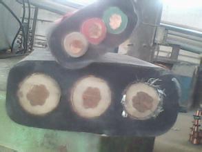 YJGCFPB 3×16+3×16/3+6FO卷筒用6-10KV高压扁平软电缆