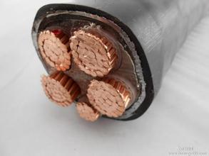 ZR-YJV22钢带铠装阻燃电力电缆价格